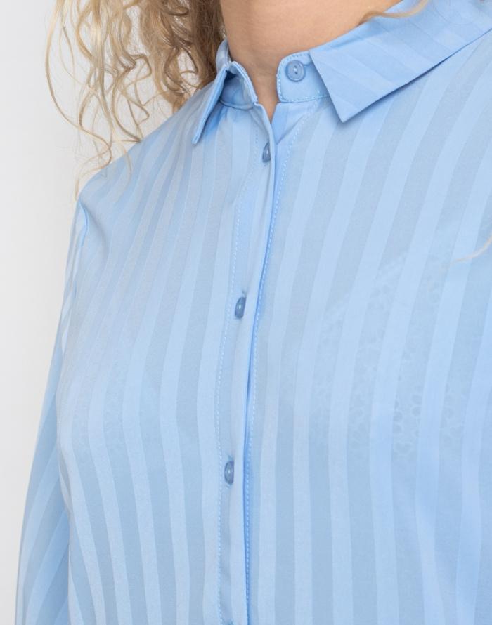 Šaty Ichi Stripy
