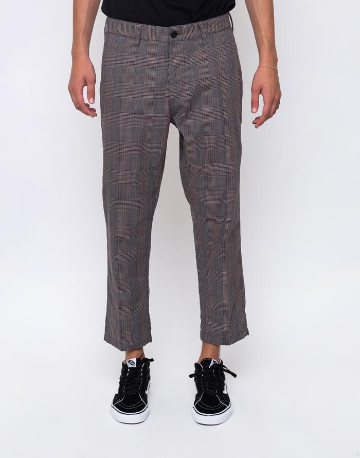 Kalhoty - Obey - Straggler Plaid Carpenter