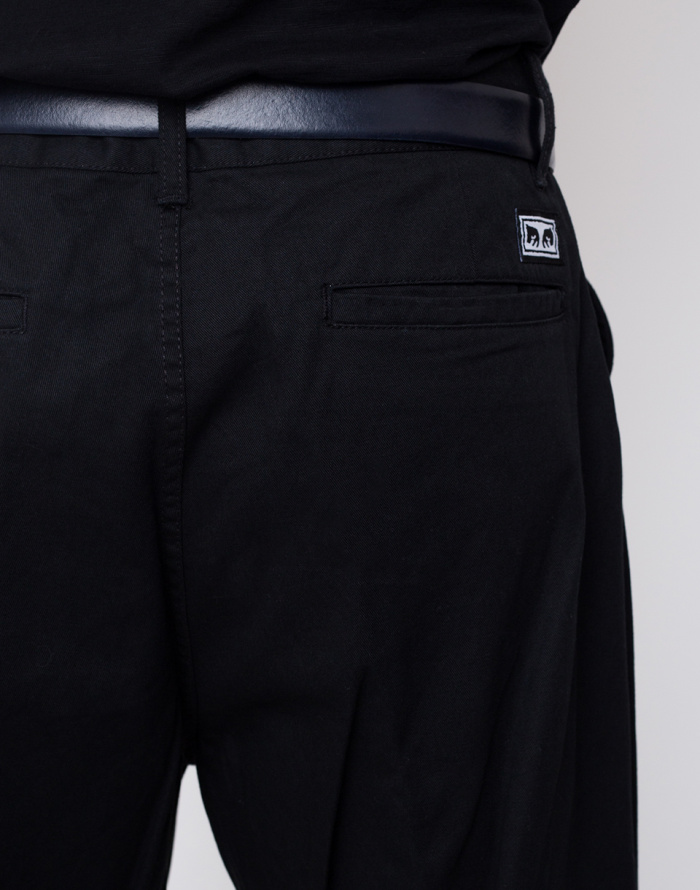 Kalhoty - Obey - Fubar Pleated