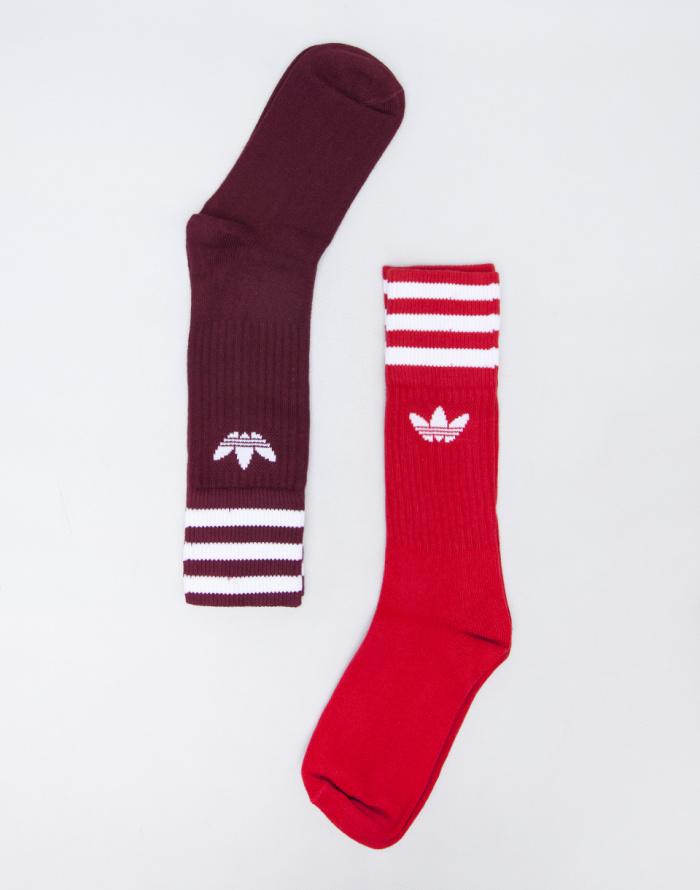 Ponožky adidas Originals Solid Crew Sock