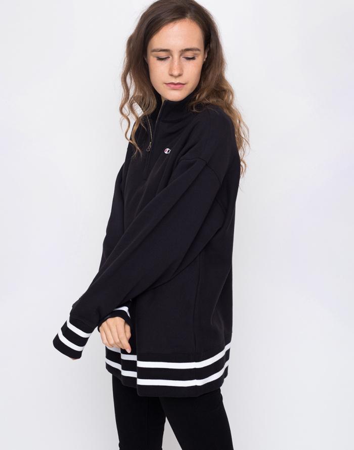 Mikina - Champion - Half Zip Sweatshirt