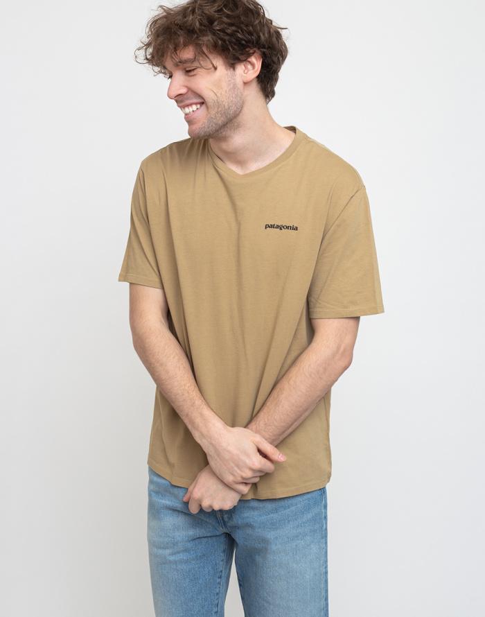 Triko Patagonia M's P-6 Logo Organic T-Shirt