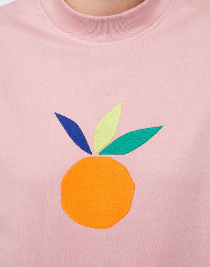 Mikina - Wemoto - Orange