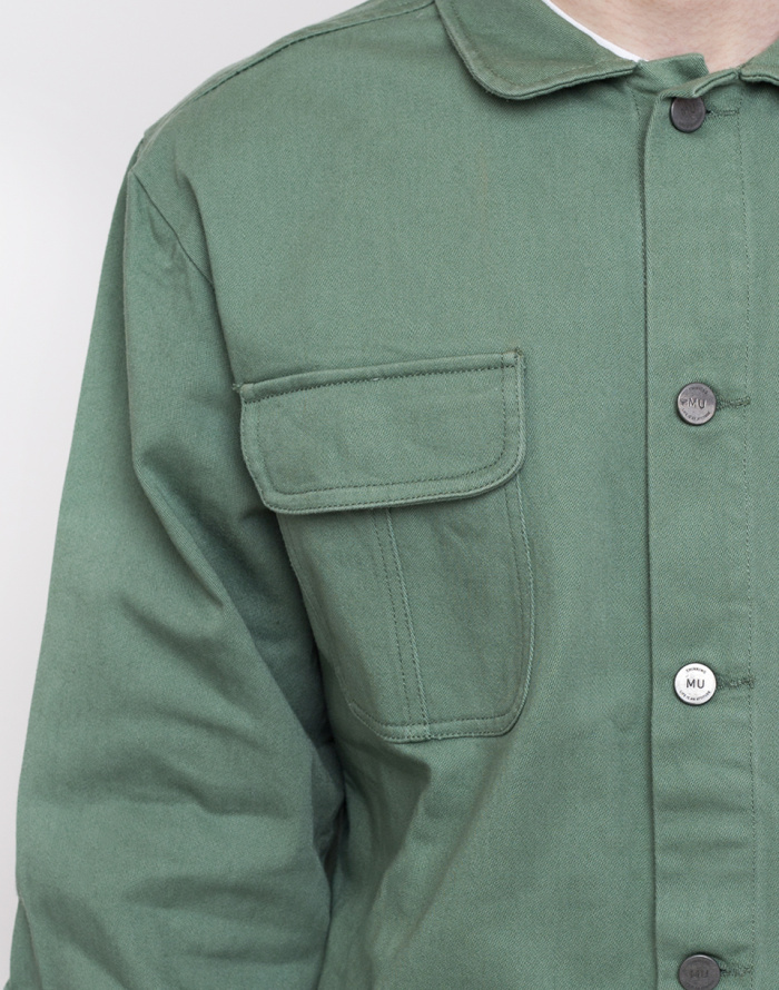 Bunda - Thinking MU - Green James Jacket