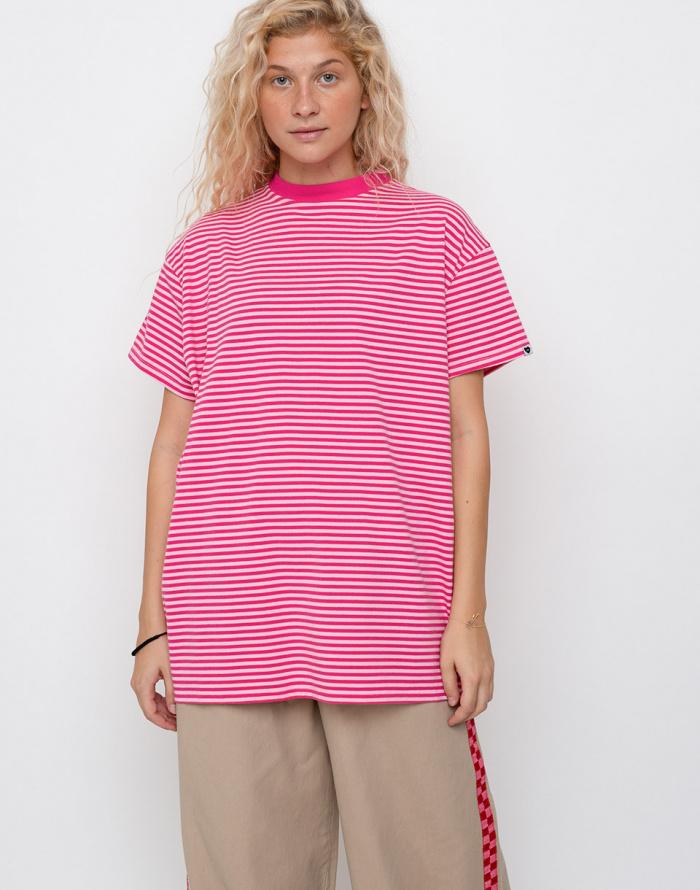 Triko - Lazy Oaf - Stripe Oversize