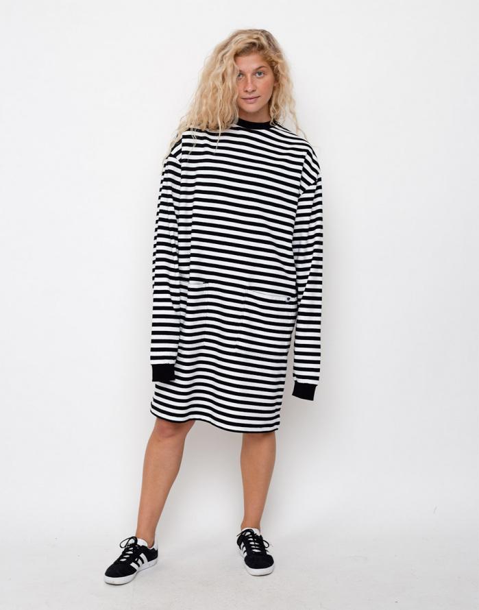 80f396491f Sweatshirt - Lazy Oaf - Pocket Sweater Dress