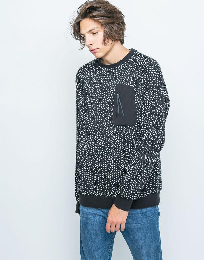 Sweatshirt adidas Originals NMD LG Crew