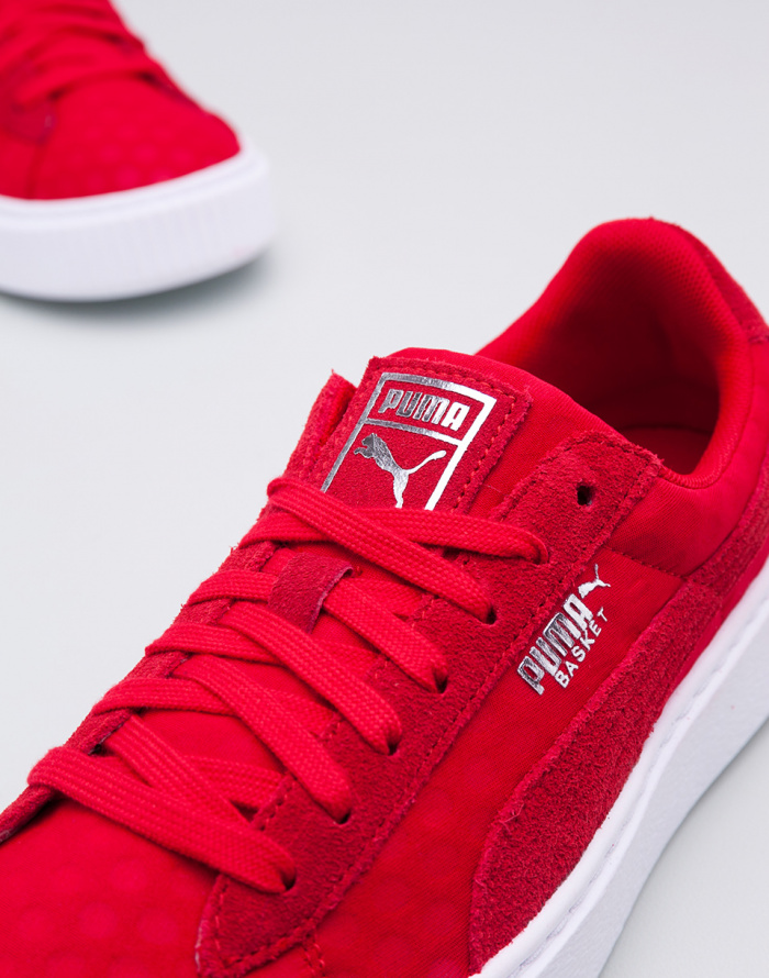 Tenisky - Puma - Basket Platform DE