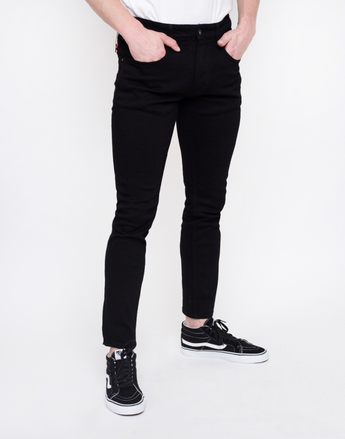 Kalhoty RVLT 5080 Slim tapered jeans