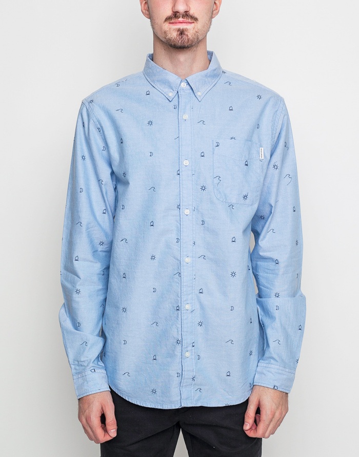 Košile - Dedicated  - AO Camp Pattern