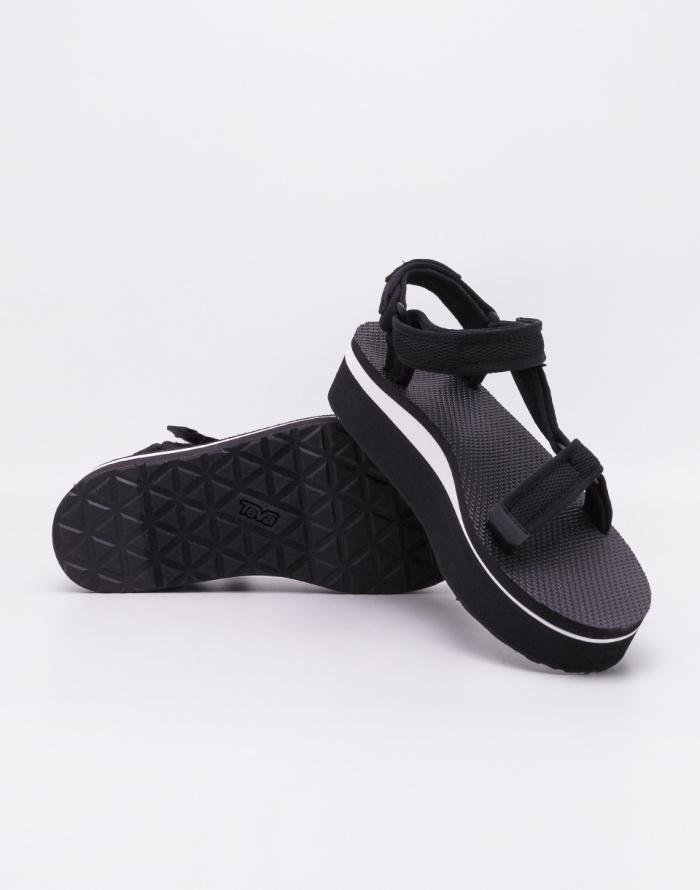 Sandály - Teva - Flatform Universal Mesh Print