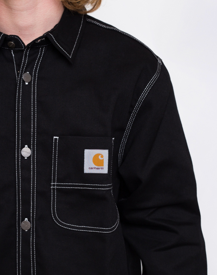 Košile - Carhartt WIP - Chalk Shirt Jac