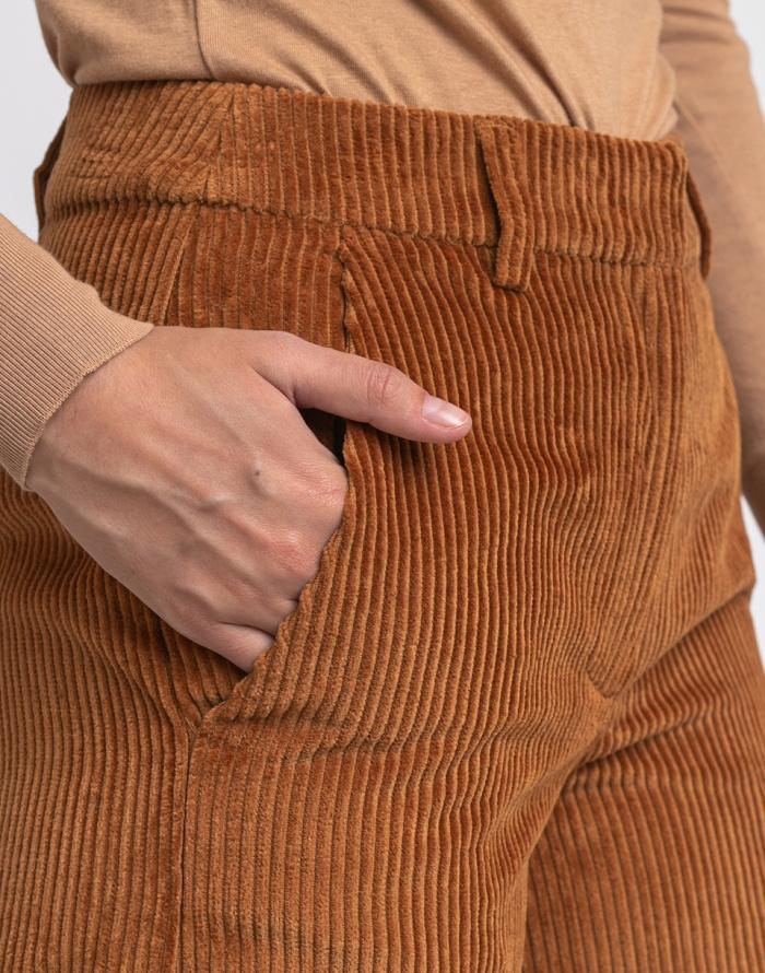 Culottes Edited Mako Trousers