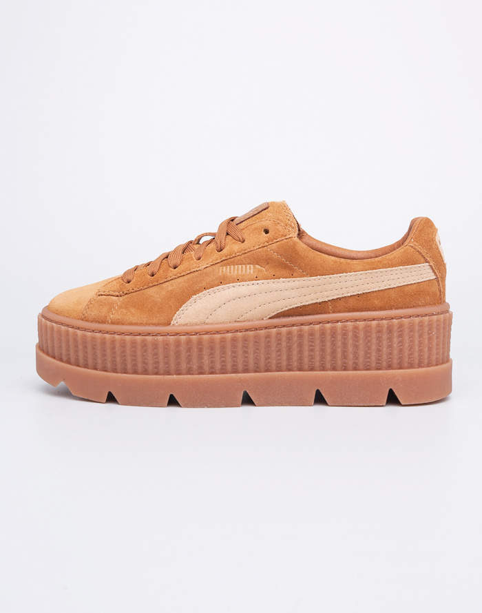 Sneakers - Puma - Fenty Cleated Creeper Suede  d908f817350