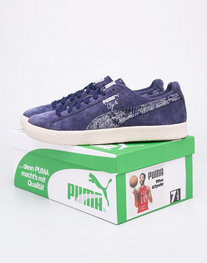 finest selection 3aec0 c2abb Sneakers - Puma - Clyde Marine FM