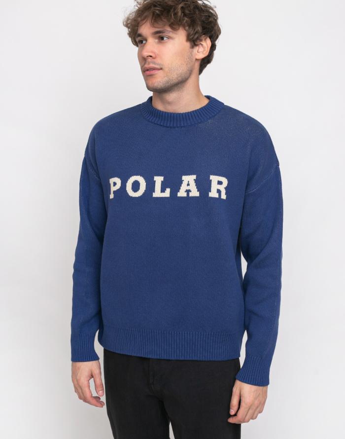 Svetr Polar Skate Co. Polar Knit Sweater