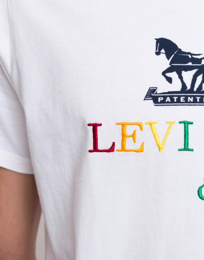 Triko - Levi's® - 2 Horse Graphic Tee