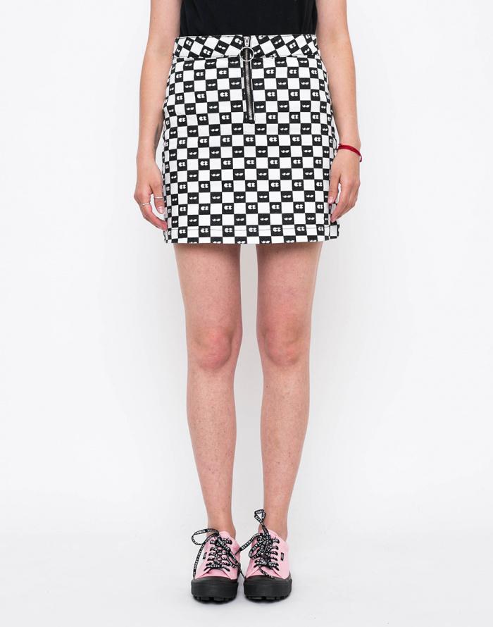 192422815d Skirt - Vans - Lazy Oaf Eyeball Check