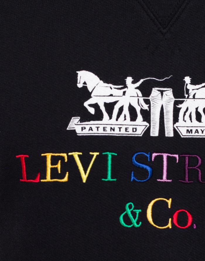 Mikina - Levi's® - Graphic Crew