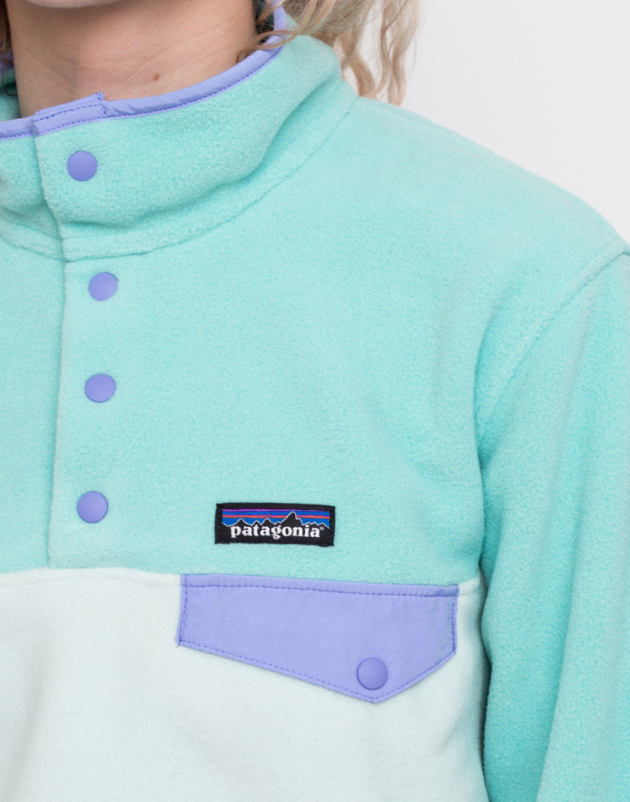 Mikina - Patagonia - LW Synch Snap-T P/O