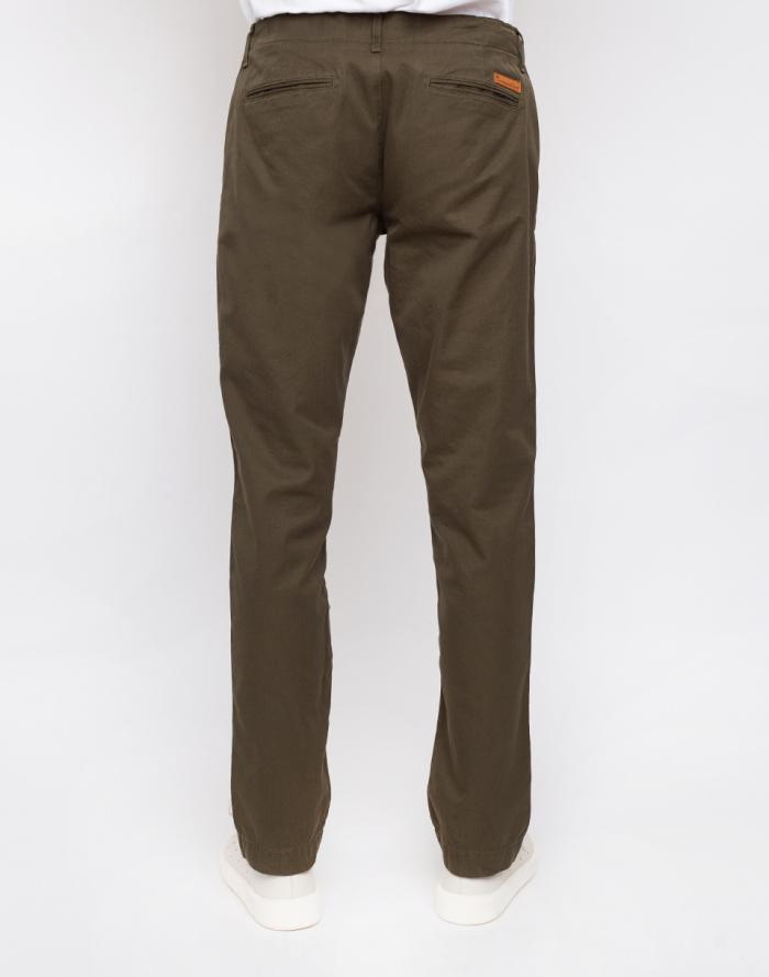 Kalhoty - Knowledge Cotton - Chuck Chino Pant