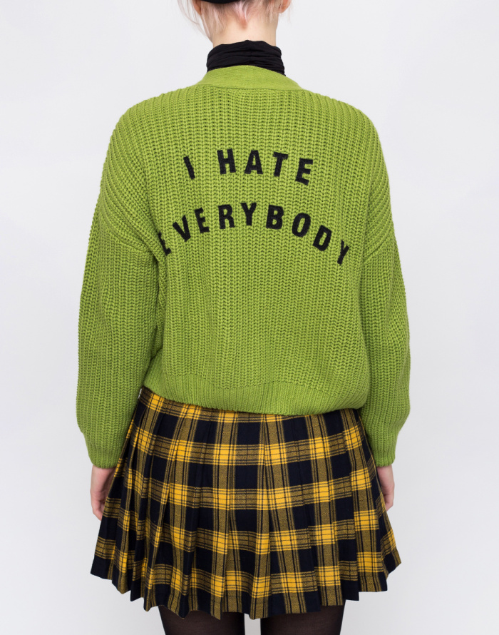 Lazy Oaf - Daria I Hate Everbody