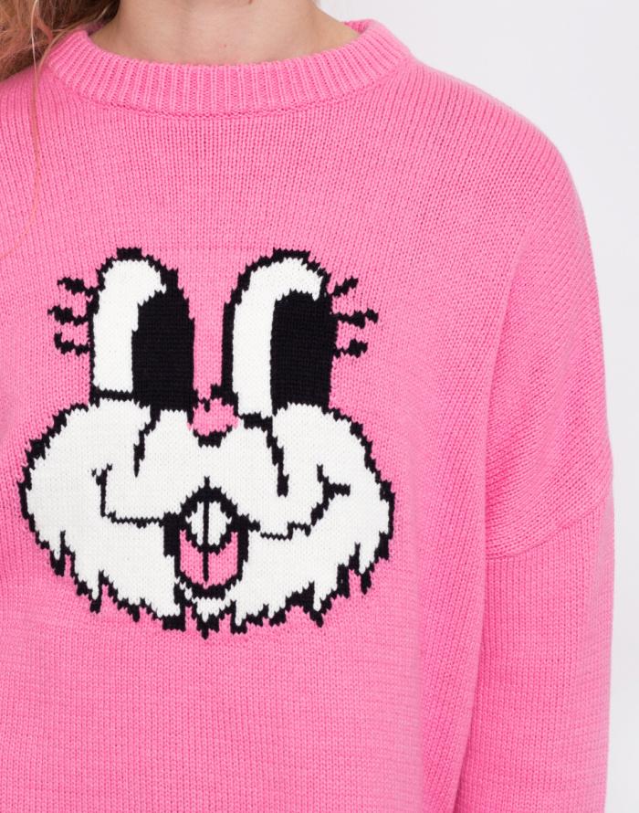 Svetr - Lazy Oaf - Bunny Jumper