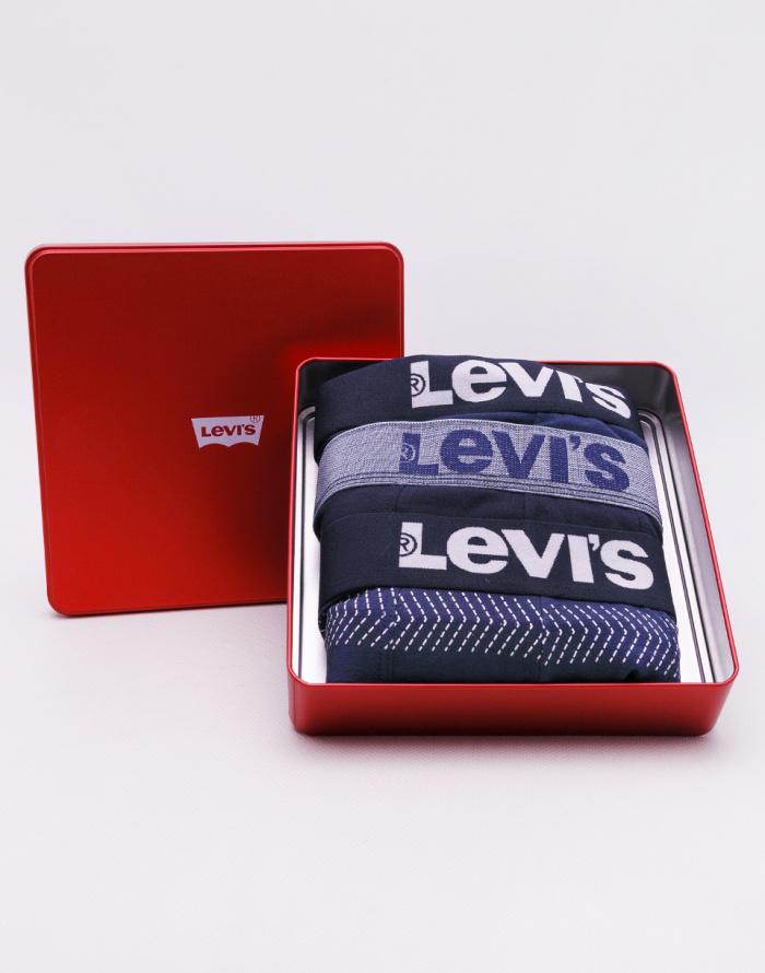 Boxerky - Levi's® - Denim Inspired Giftbox 3P