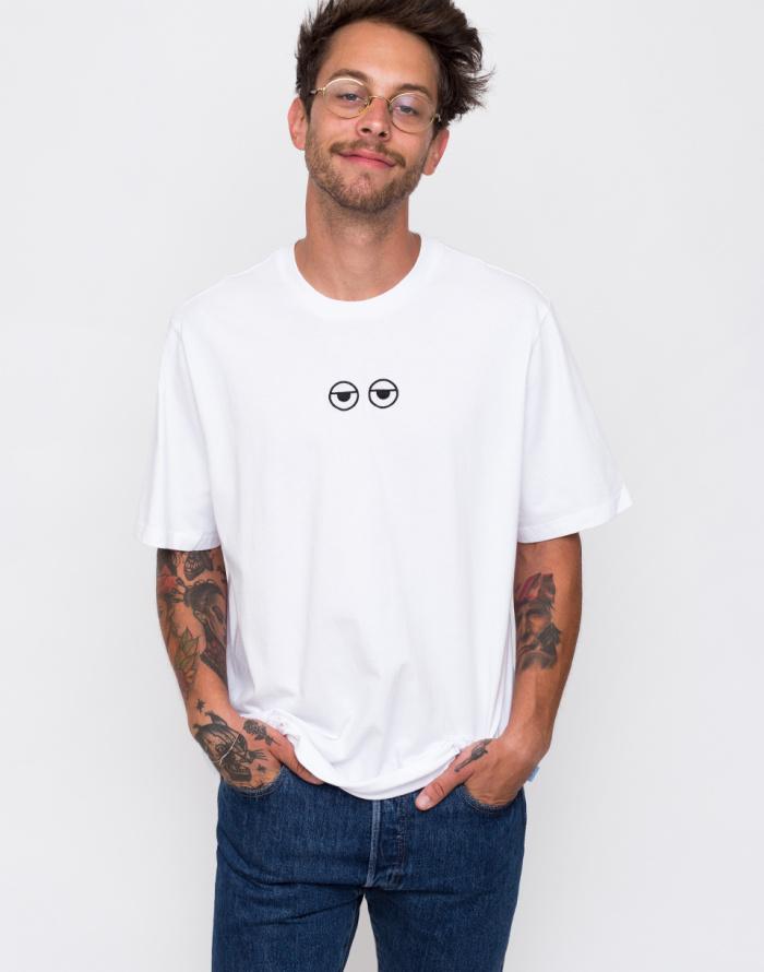 Triko - Lazy Oaf - Lazy Oaf X Studio Arhoj Eyes Open T-shirt