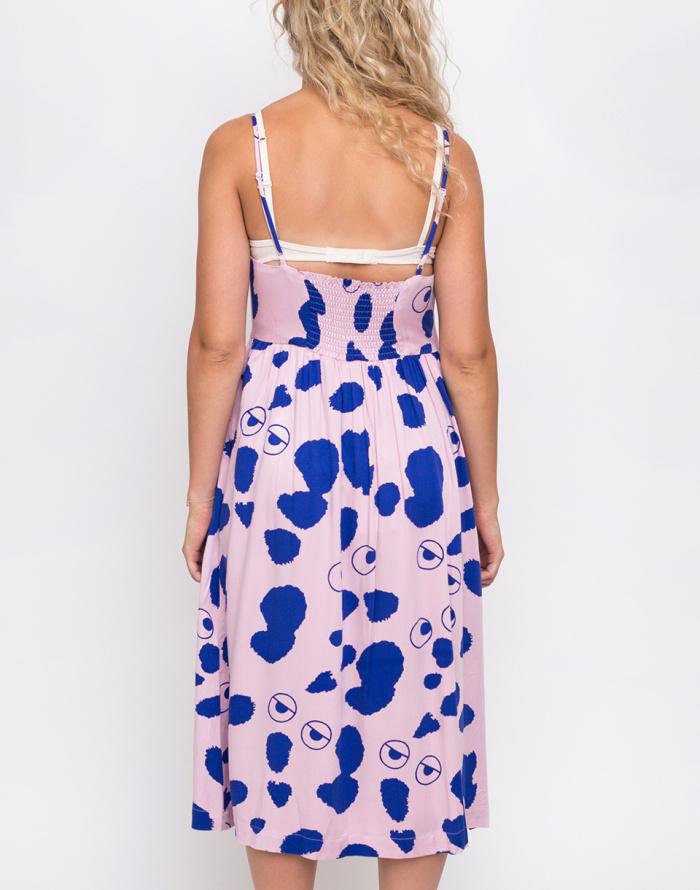 Šaty - Lazy Oaf - Lazy Oaf X Studio Arhoj Eyes On The Prize Dress