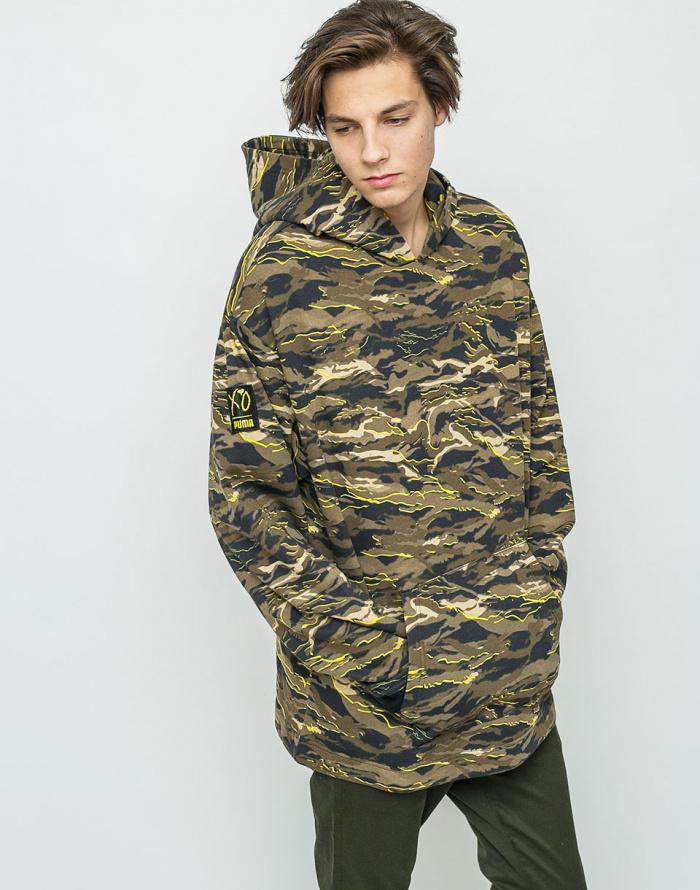 8a2fcaa3a715 Sweatshirt - Puma - XO Oversize Hoodie