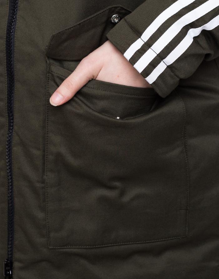 Bunda - adidas Originals - 3S Down Parka