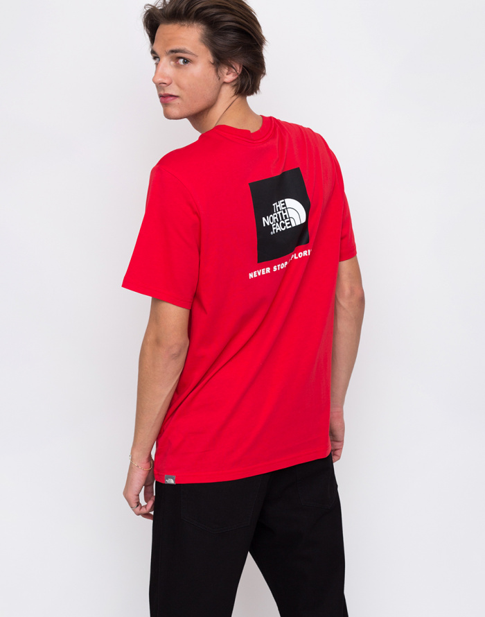 Triko - The North Face - Red Box