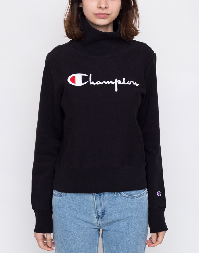 Mikina - Champion - Turtle Neck Sweatshirt