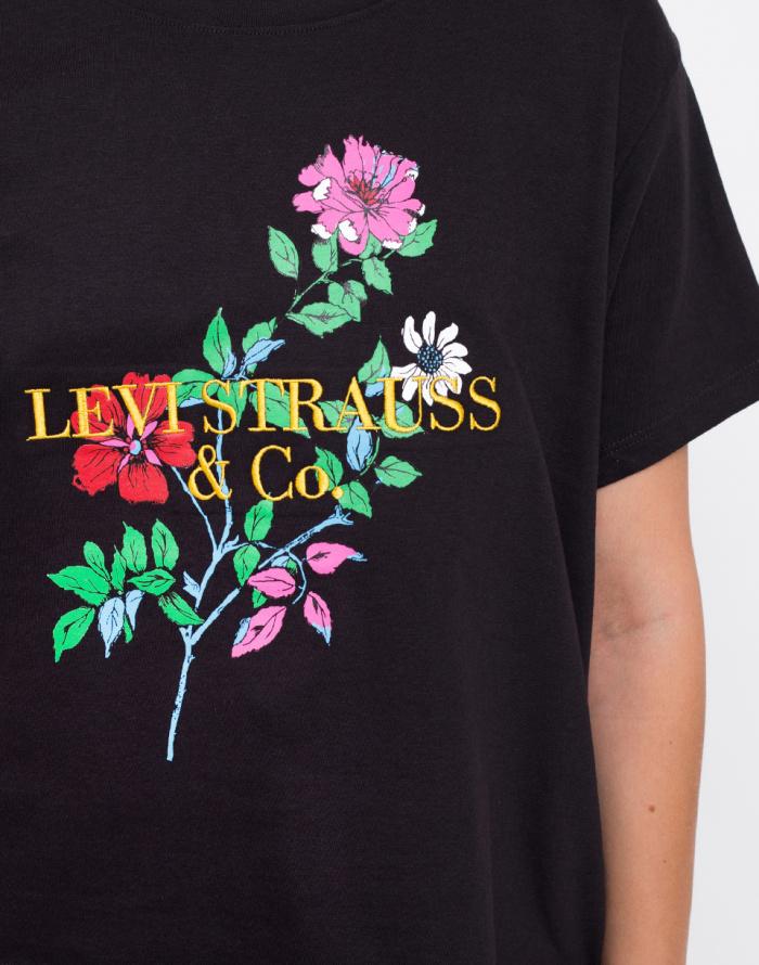 Triko Levi's® Graphic Varsity Tee
