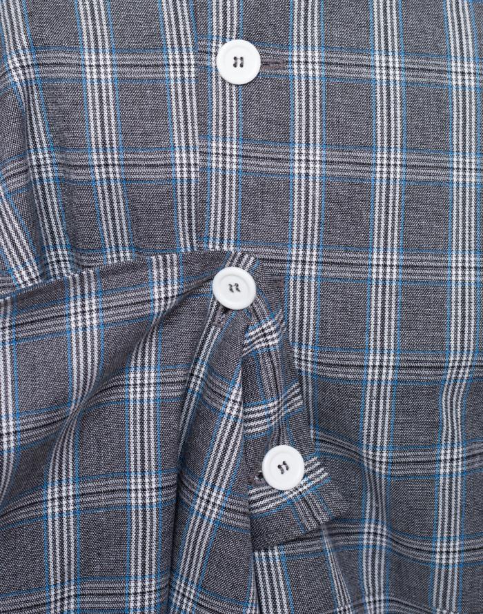 Bunda House of Sunny Heritage Scarf Tailored Jacket