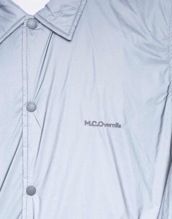M.C.Overalls - Reflective Coach Jacket