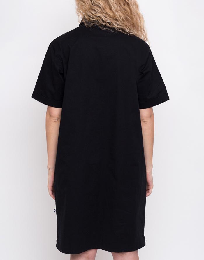 Šaty Lazy Oaf Oversized Shirt Dress