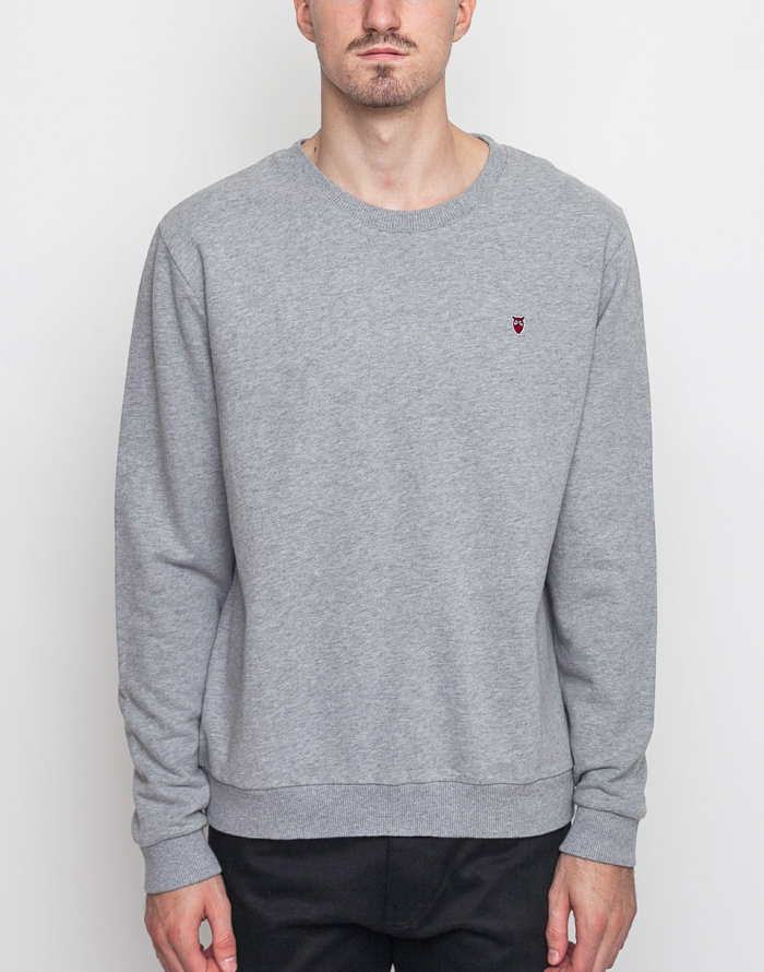 Mikina - Knowledge Cotton - Basic Sweat
