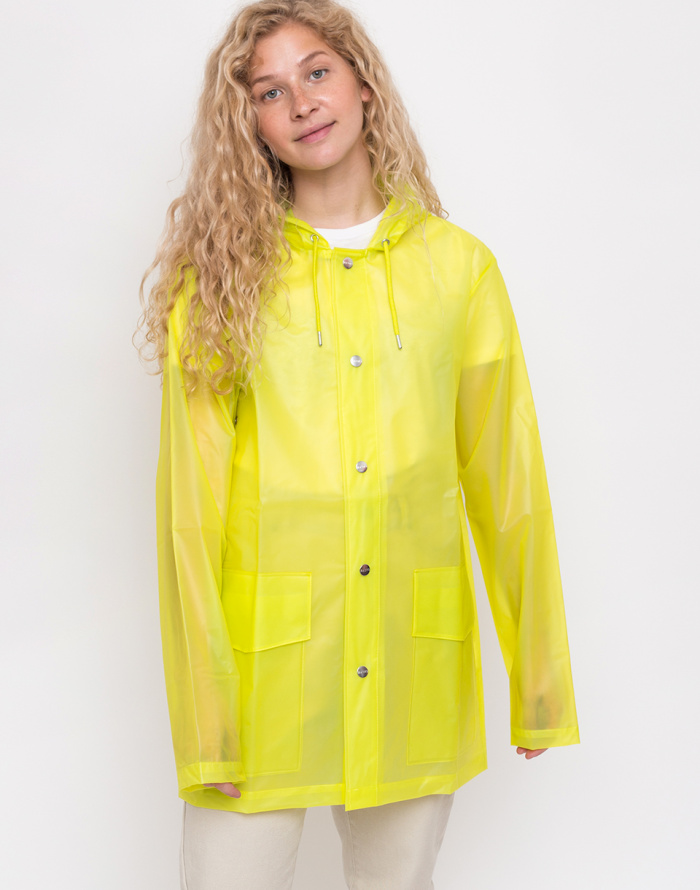 Bunda - Rains - LTD Short Hooded Coat