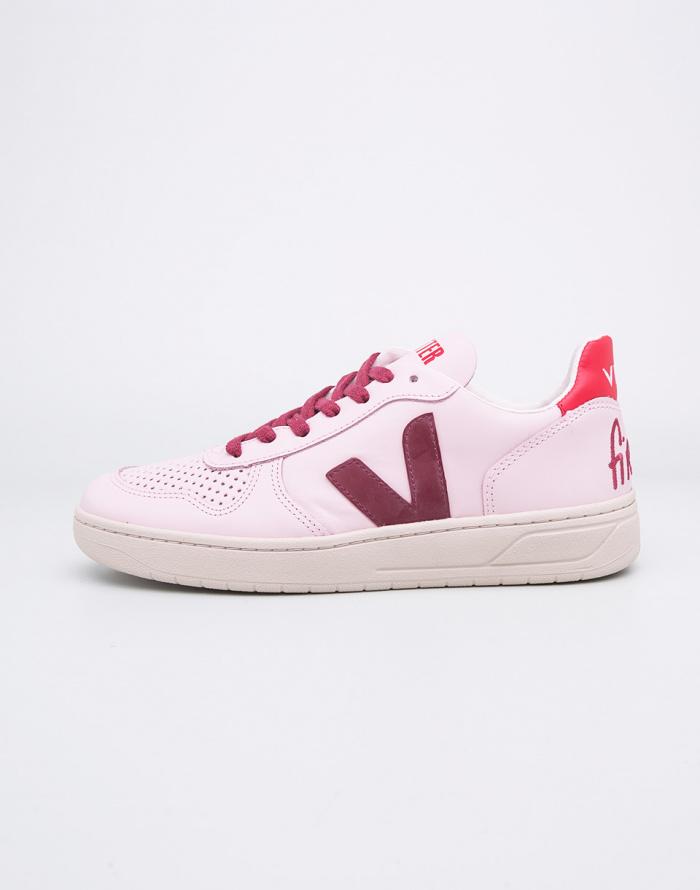 outlet for sale innovative design sale usa online Sneakers - Veja - Modetrotter V10 Leather Lady First