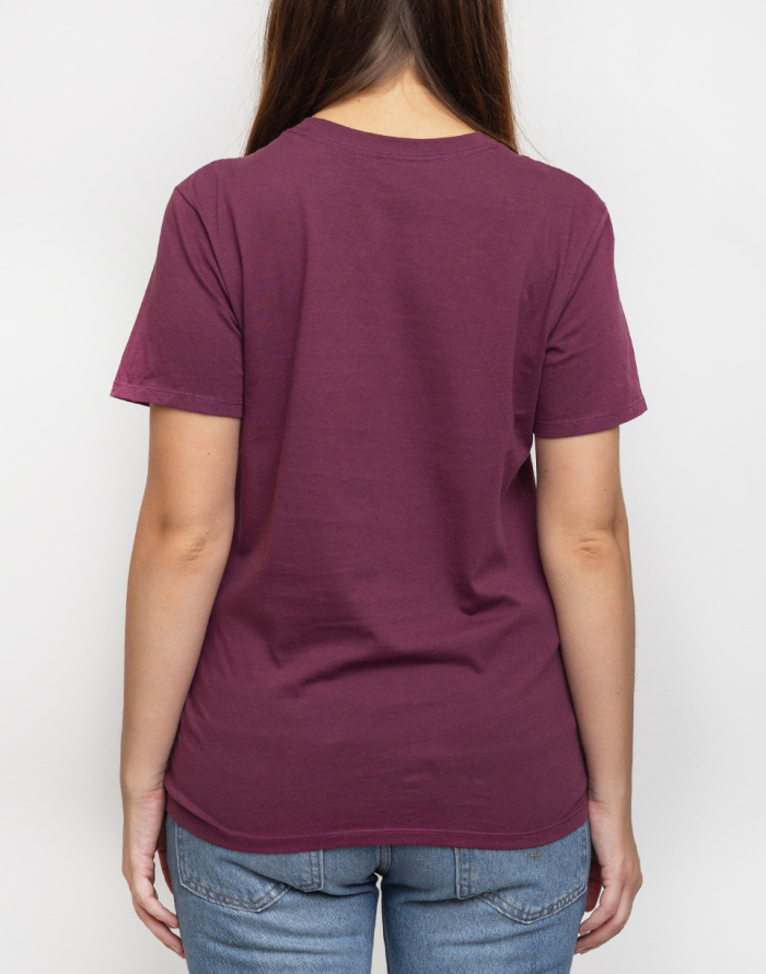 Triko - Patagonia - Pastel P-6 Logo Organic Crew T-Shirt