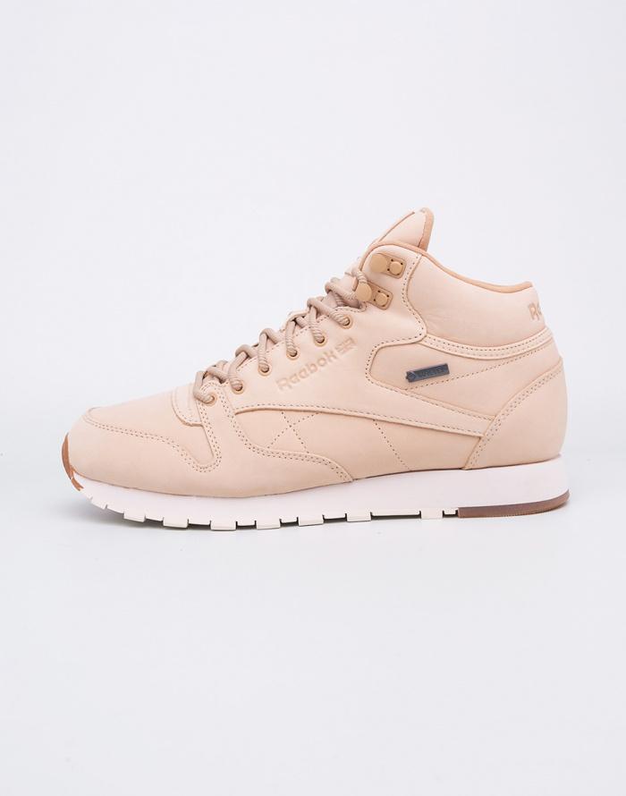 9b264664807 Sneakers - Reebok - Classic Leather Mid TWD Goretex - Thin ...