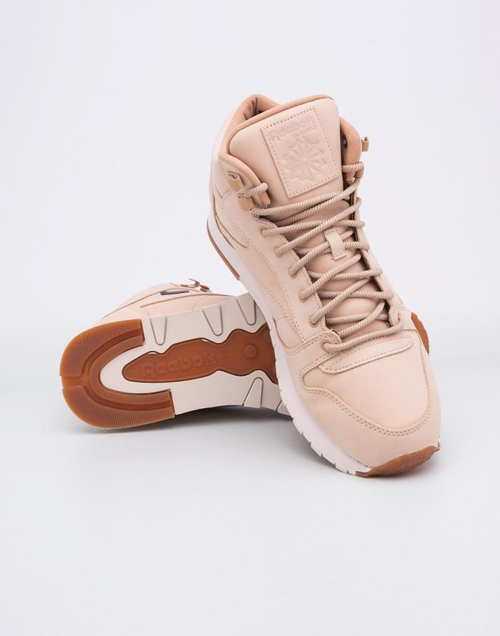 bd2e5f9c51e ... Sneakers - Reebok - Classic Leather Mid TWD Goretex - Thin ...