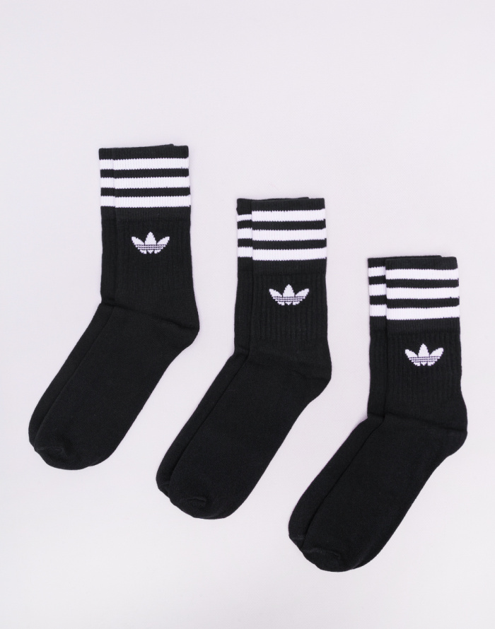 Ponožky adidas Originals Mid Cut Crew Sock