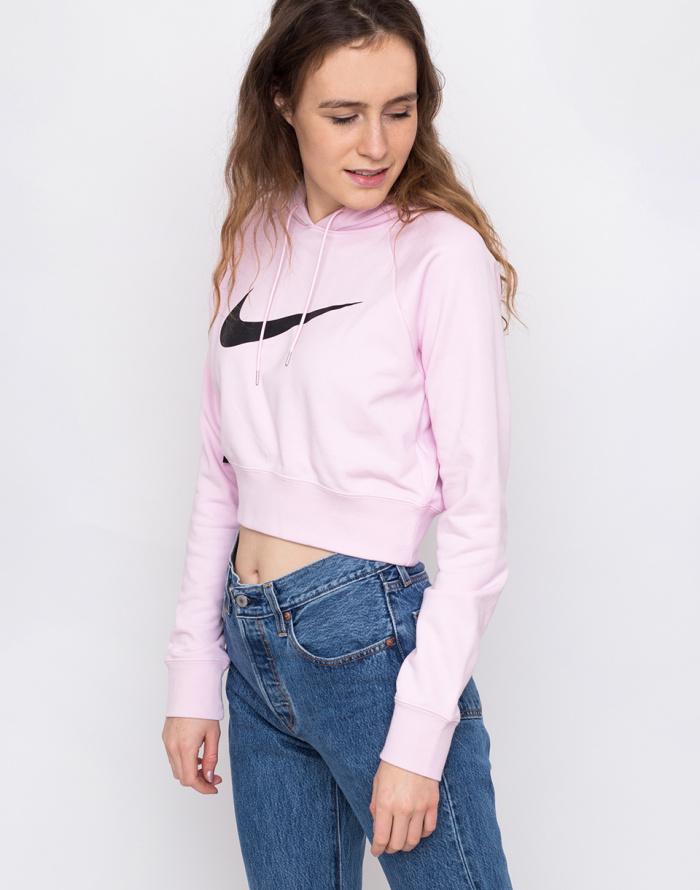 2581069e0a78c1 Sweatshirt - Nike - Sportswear Swoosh Hoodie Crop