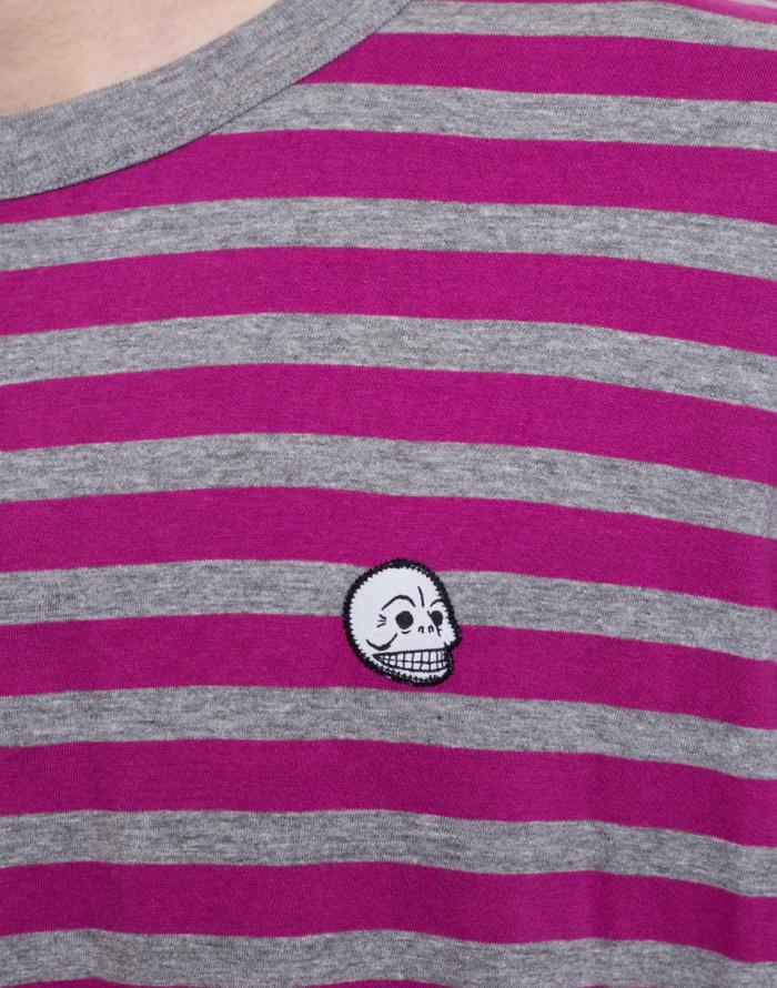 Triko - Cheap Monday - Boxer Stripe