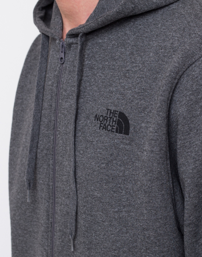 Mikina - The North Face - Open Gate Light Zip Hoodie