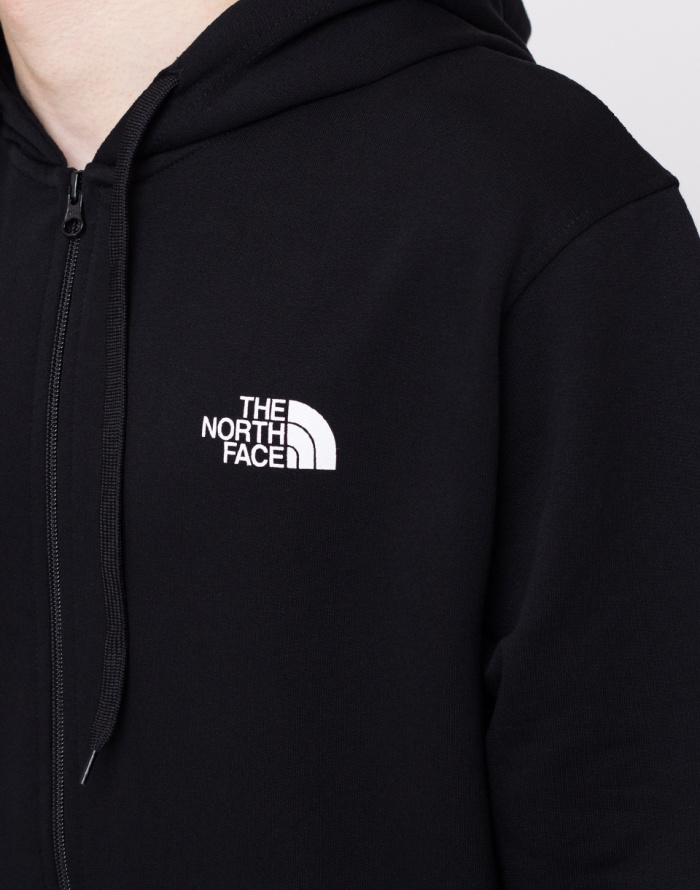 Mikina - The North Face - The North Face Open Gate Light Zip Hoodie