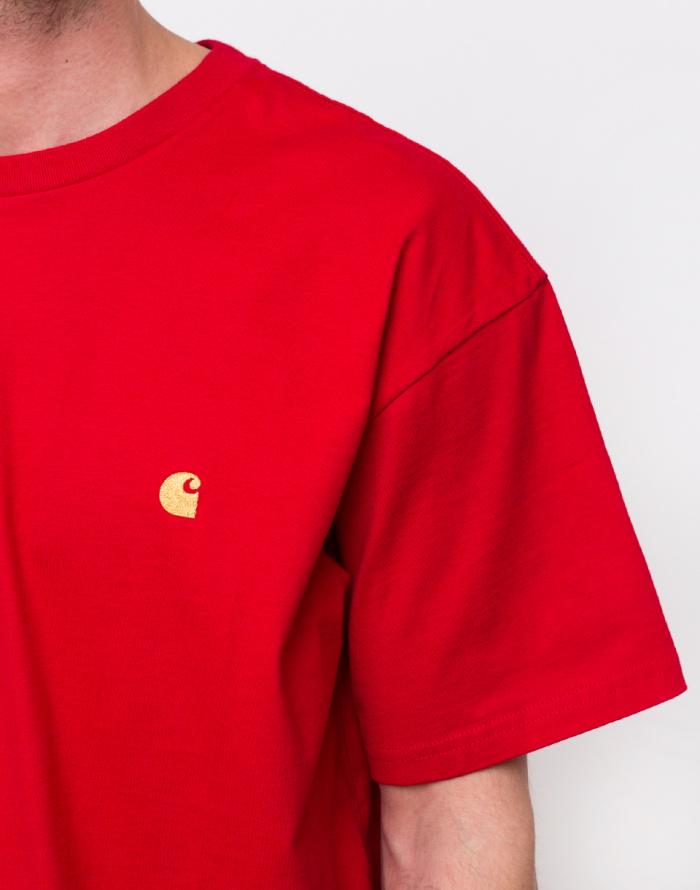 Triko - Carhartt WIP - Chase T-Shirt